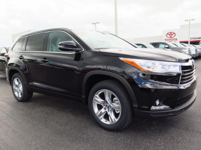 new 2016 toyota highlander limited platinum sport utility in tampa 163440 stadium toyota. Black Bedroom Furniture Sets. Home Design Ideas